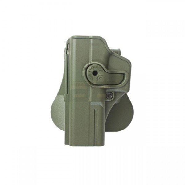 IMI Defense Roto Polymer Holster Glock 17/22/31 LH - Olive