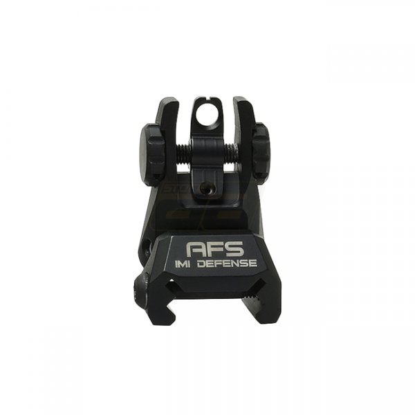 IMI Defense Rear Aluminium Sight - Black
