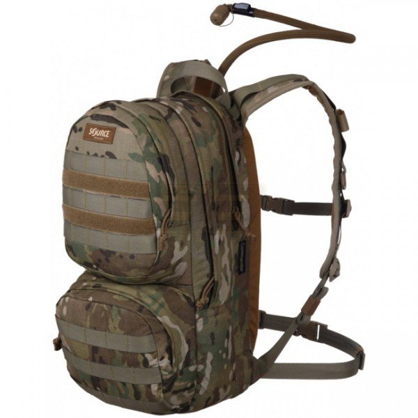 SOURCE Commander 10L Hydration Cargo Pack - Multicam