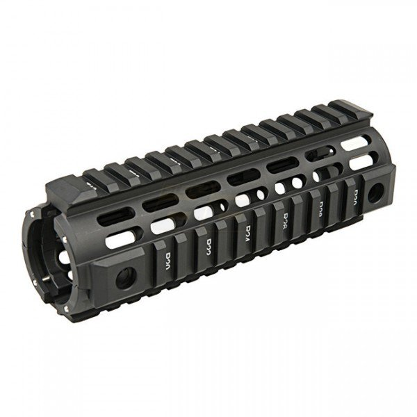 IMI Defense AR15 / M4 Aluminium Quad Rail Carbine Length - Black