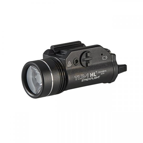 Streamlight TLR-1 HL Tactical LED Light - Black