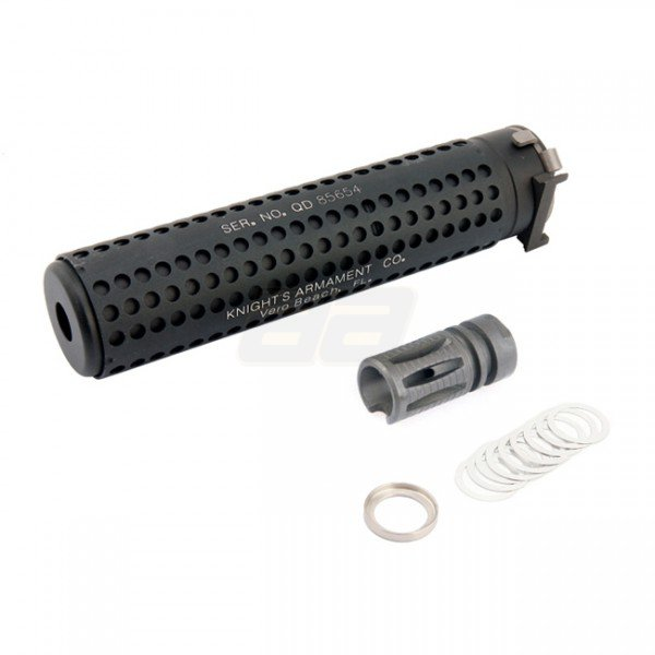 G&P QD Silencer & SR16 Flash Hider 14mm+ CW