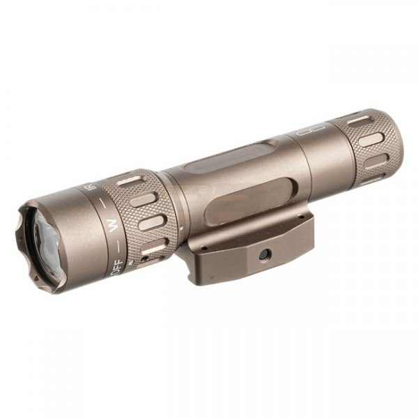Night Evolution WMX-200 Flashlight - Dark Earth