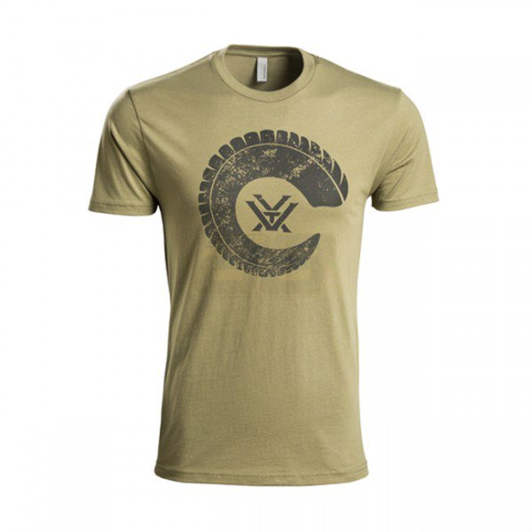 23ce9f97fa64d AA Store Airsoft & Softair Shop VORTEX Full Curl Olive T-Shirt