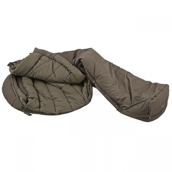 Carinthia Sleeping Bag Brenta Size L Zipper Left Side