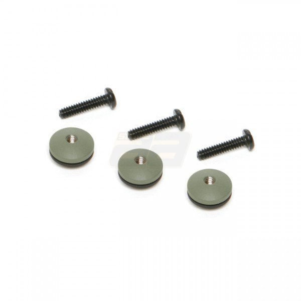 Ops-Core FAST VAS Shroud Replacement Hardware - Foliage Green