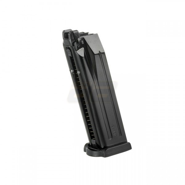 VFC Heckler & Koch VP9 22rds Gas Blow Back Pistol Magazine - Black