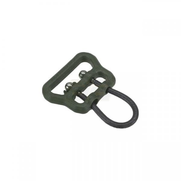Blue Force Gear Molded Universal Wire Loop 1.25 Inch - Olive
