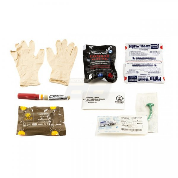 NAR Micro Trauma Kit Supplies