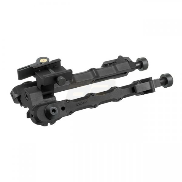 BR-4 Bolt Action Quick Detach Bipod - Black
