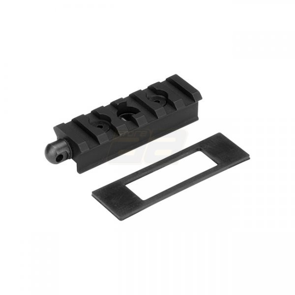 BLACKHAWK Swivel Stud Picatinny Rail Adapter - Black