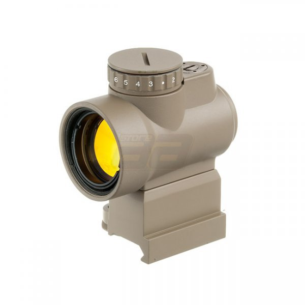 Aim-O MRO QD Mount Red Dot Sight - Dark Earth