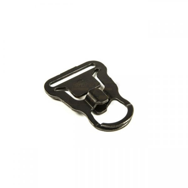 Blue Force Gear Low Profile Metal All-Purpose Sling Hook 1.25 Inch
