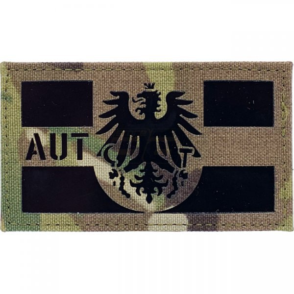 Pitchfork Austria IR Cordura Patch - Multicam