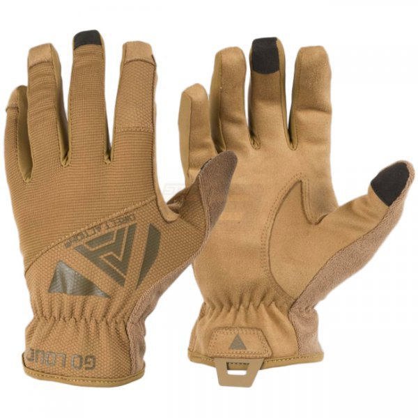 Direct Action Light Gloves - Coyote Brown XL