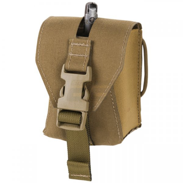Direct Action Frag Grenade Pouch - Coyote Brown