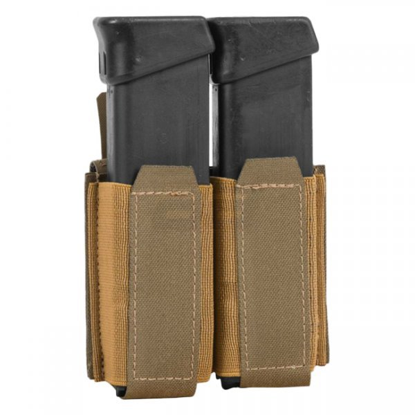 Direct Action Low Profile Pistol Magazine Pouch - Coyote Brown