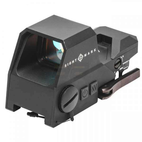 Sightmark Ultra Shot A-Spec Reflex Sight - Black