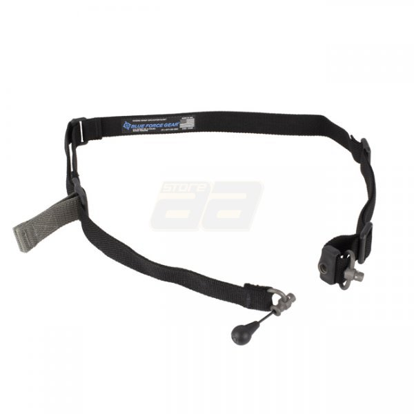 Blue Force Gear Vickers 221 Sling Unpadded RED Swivel - Black