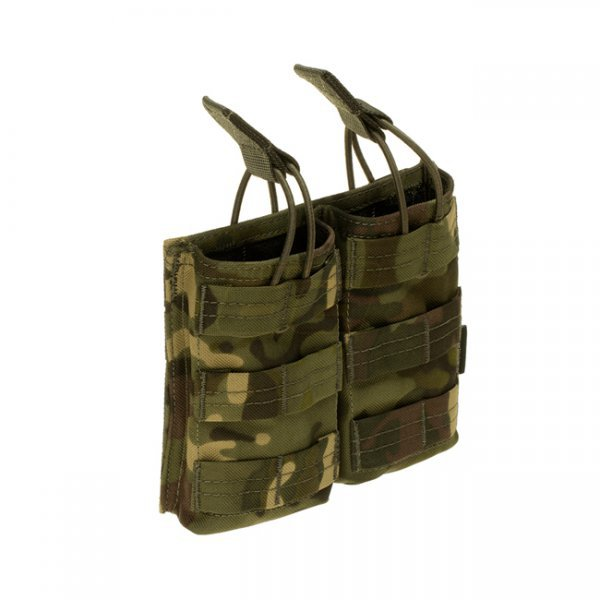 Invader Gear 5.56 Double Direct Action Mag Pouch - ATP Tropic