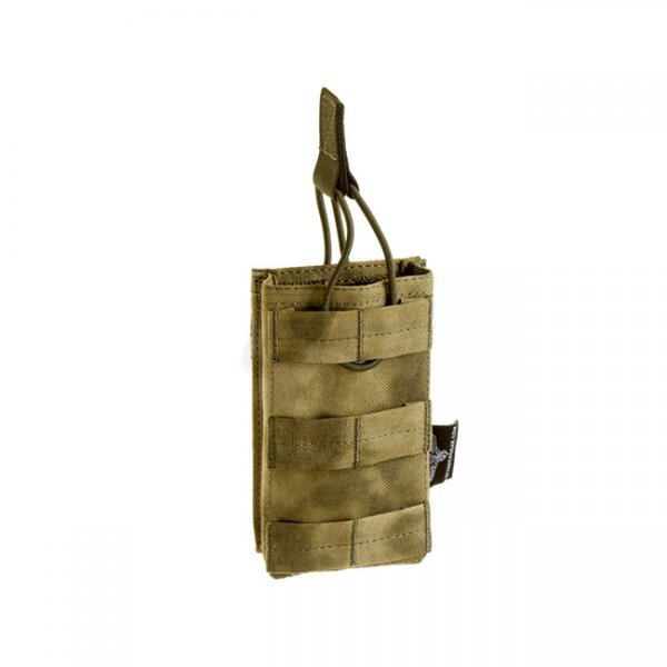 Invader Gear 5.56 Single Direct Action Mag Pouch - Everglade