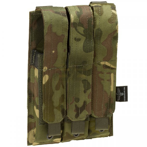 Invader Gear MP5 Triple Mag Pouch - ATP Tropic