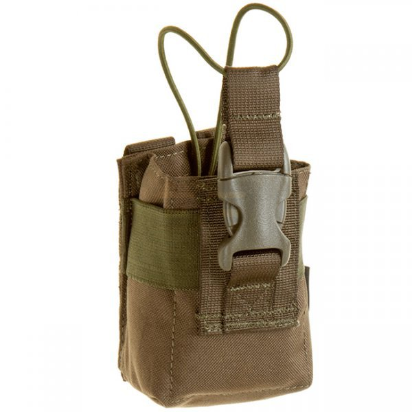Invader Gear Radio Pouch - Ranger Green