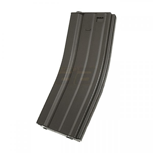 ICS M4 120rds Metal Magazine - Black