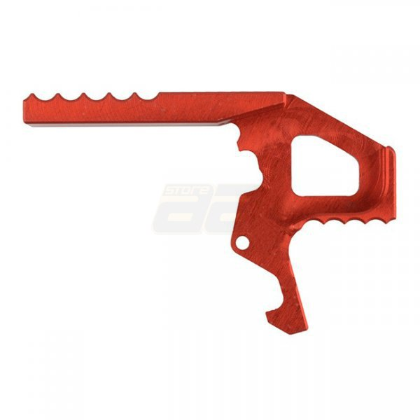 Retro Arms CNC Enlarged Charging Handle M4/M16 AEG - Red