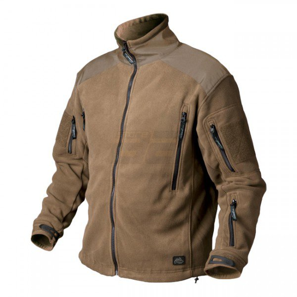 HELIKON Liberty Heavy Fleece Jacket - Coyote