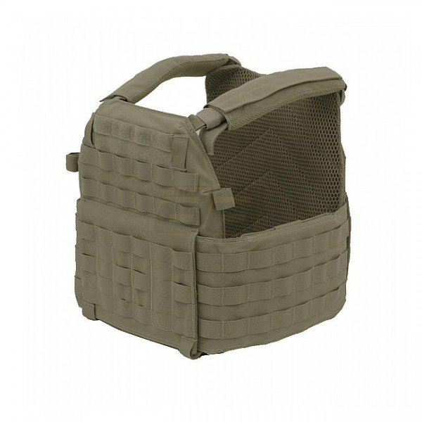 Warrior DCS Plate Carrier Base - Ranger Green