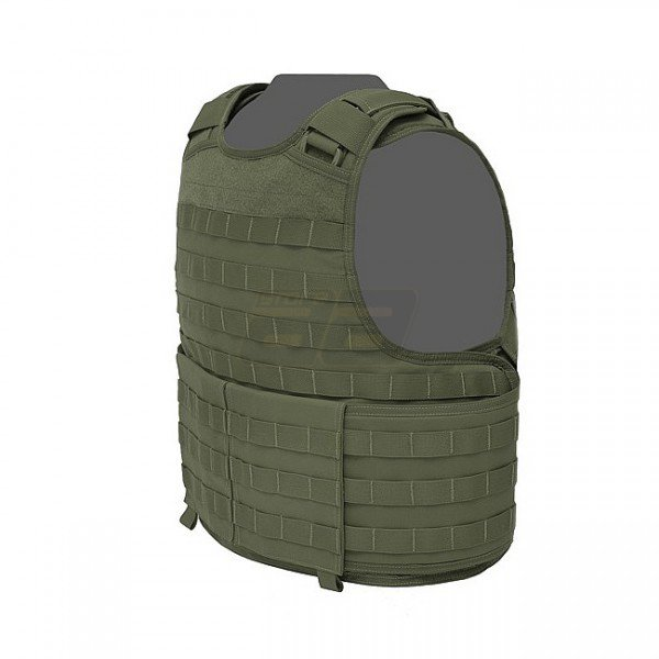 Warrior RAPTOR Releasable Carrier - Olive
