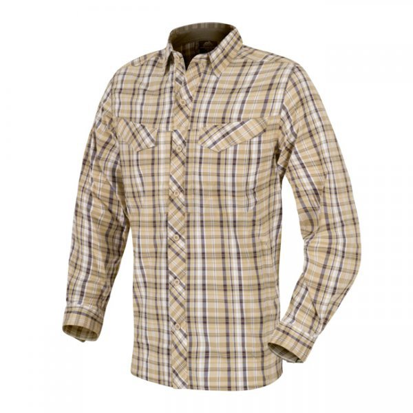 Helikon Defender Mk2 City Shirt - Cider Plaid - 3XL