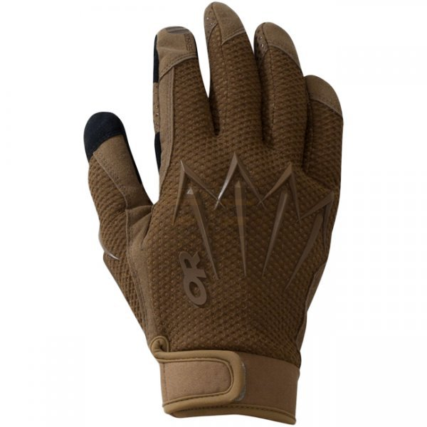 Outdoor Research Halberd Gloves - Coyote - XL