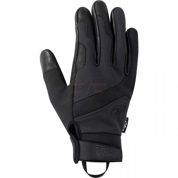 Outdoor Research Coldshot Sensor Gloves - Black - L