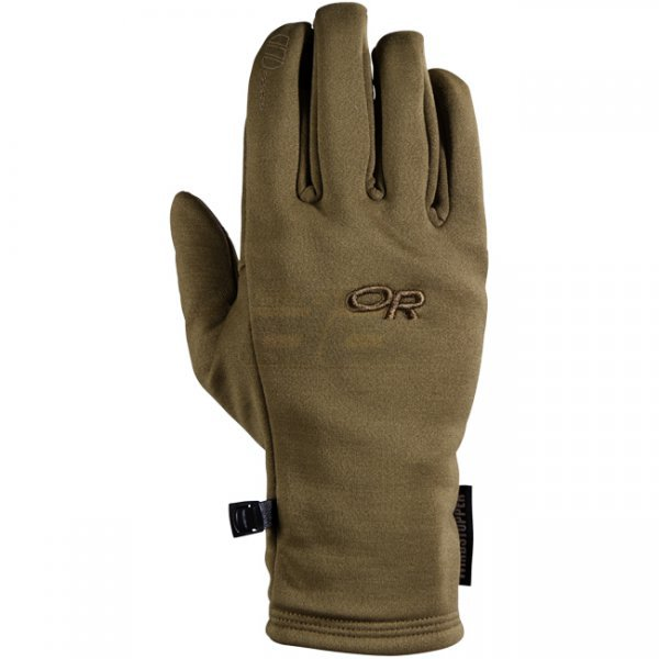 Outdoor Research Backstop Sensor Gloves - Coyote - S