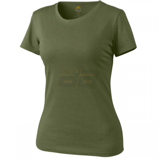 Helikon Women's T-Shirt - US Green - L