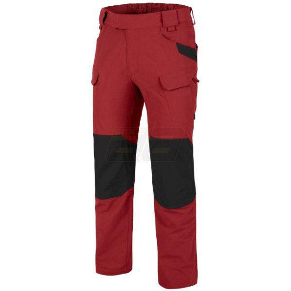 Helikon OTP Outdoor Tactical Pants - Crimson Sky / Black - 4XL - Long