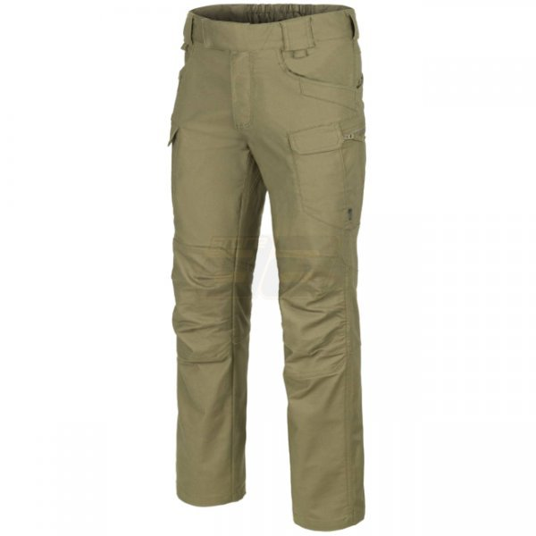 Helikon UTP Urban Tactical Pants PolyCotton Canvas - Adaptive Green - M - Long