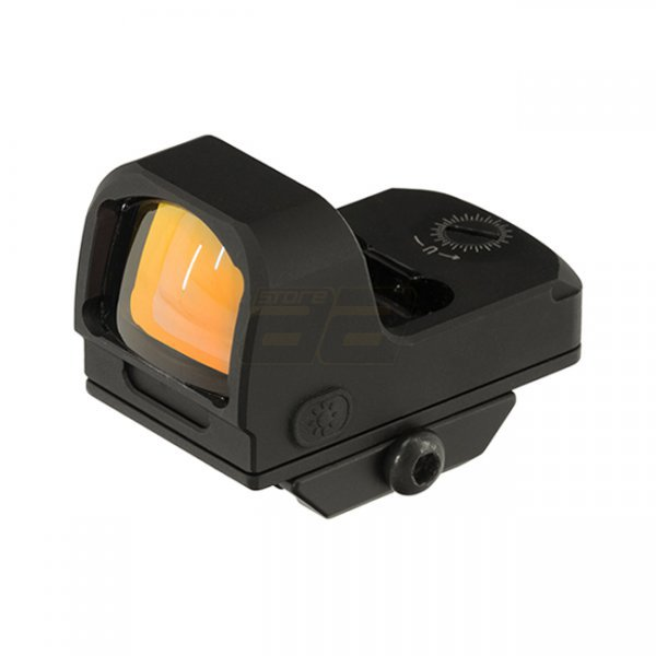 Leapers OP3 Micro Red Dot 4 MOA - Black