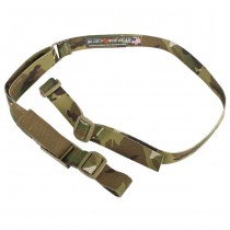 Blue Force Gear 2 Point Vickers Combat Applications Sling - Multicam