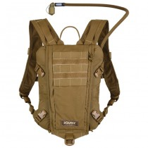 SOURCE Rider 3L Low Profile Hydration Pack - Coyote