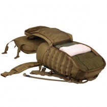 SOURCE Double D 45L Hydration Cargo Pack - Coyote 5