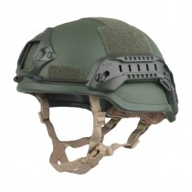 Emerson ACH MICH 2002 Helmet Special Action Version - Olive
