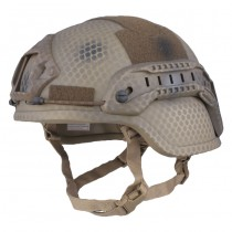 Emerson ACH MICH 2000 Helmet Special Action Version - Custom Camo