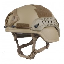 Emerson ACH MICH 2000 Helmet Special Action Version - Dark Earth