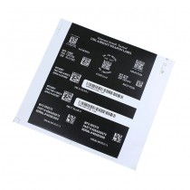 Emerson Airsoft Weapon Label Sticker Set