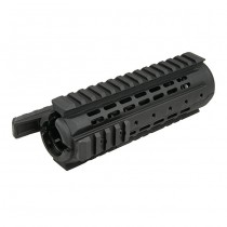IMI Defense AR15 / M4 MRS-C Modular Rail System & Rails Carbine Length - Black