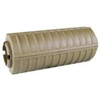 IMI Defense AR15 / M4 Double Heat Shield Handguard Set - Tan