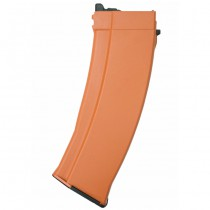 GHK AK74 50rds Gas Blow Back Rifle Magazine - Orange
